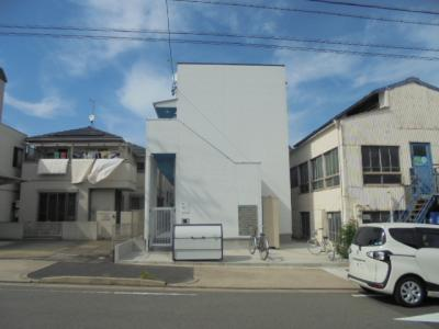 【外観】パビユウネッツ ビワジマ(pavillon honnete biwajima)