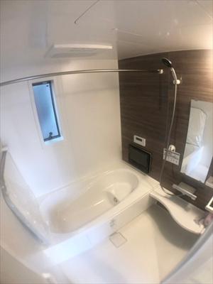 【浴室】葛飾区東堀切2丁目新築戸建て【全2棟】