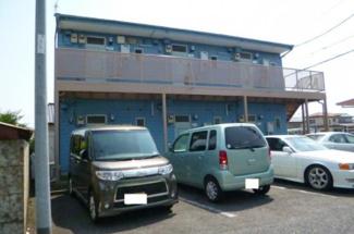 【駐車場】栃木県宇都宮市上横田町一棟アパート
