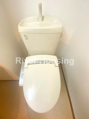 【トイレ】セシル高田馬場