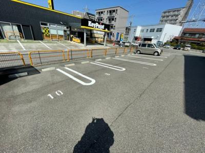 【駐車場】サニーゲイブルズ