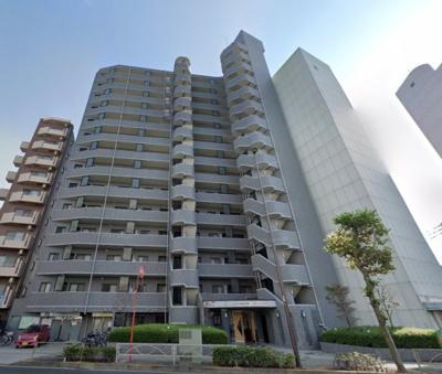 【外観】ラディエンス東向島 11階 角 部屋 リ ノベーション済 1999年築
