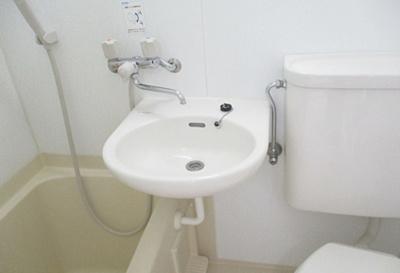 【浴室】新興スタービル竜泉