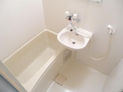 【浴室】スカイコート新宿新都心