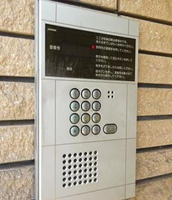 【セキュリティ】ラッキープラザ初台