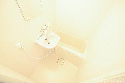 【浴室】レオパレスTN
