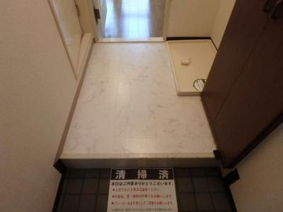 【玄関】ダイアパレス上野第Ⅱ