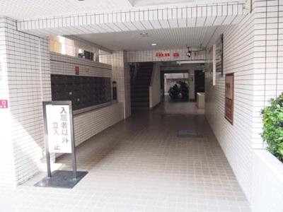【ロビー】ダイアパレス上野第Ⅱ