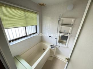 【浴室】下萱津池端戸建