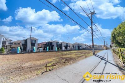 【外観】立川市上砂町3丁目 新築戸建 全7棟 F号棟