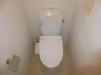 【トイレ】アイルグランデ押上