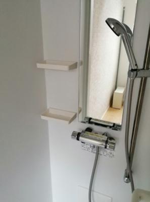【浴室】ボア・ソルト高田馬場