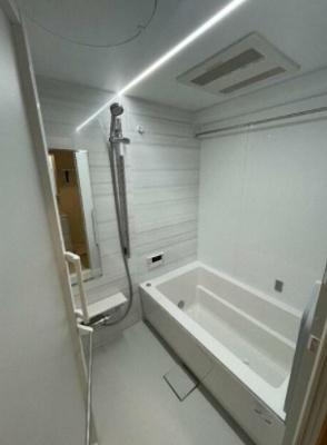 「エンゼルハイム城東公園」の浴室です。