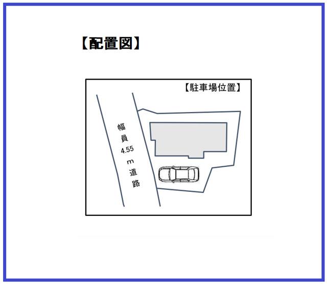 【区画図】TOKYO BIG HOUSE/市川市本北方3丁目 全1棟 新築一戸建て