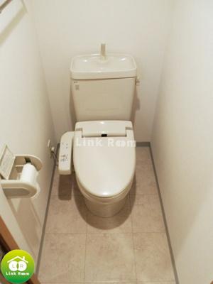 【トイレ】バンクサイドコート常盤