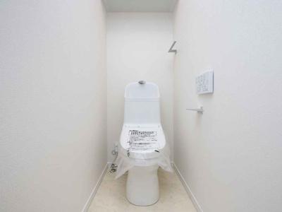 【トイレ】左京区松ヶ崎御所ノ内町 新築戸建て