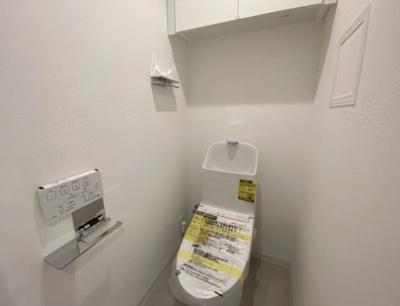 コスモ大島 のトイレです。