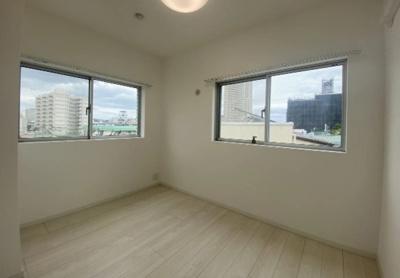 コスモ大島 の洋室です。