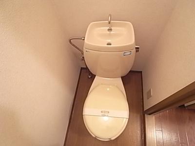 【トイレ】カサヴェールAsahi