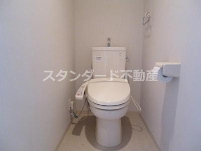 【トイレ】メゾンクラウン鷺洲