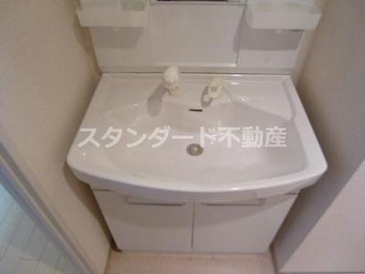 【独立洗面台】メゾンクラウン鷺洲