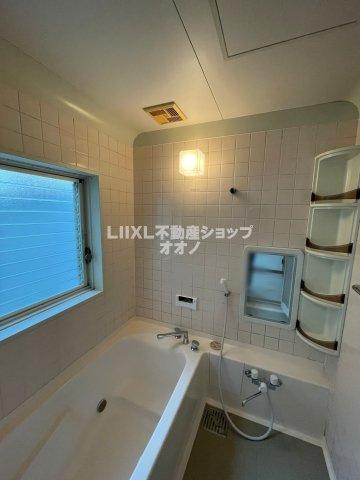 【浴室】羽生市西3丁目 中古戸建