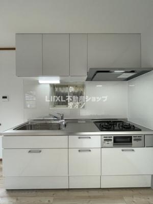 【キッチン】羽生市西3丁目 中古戸建