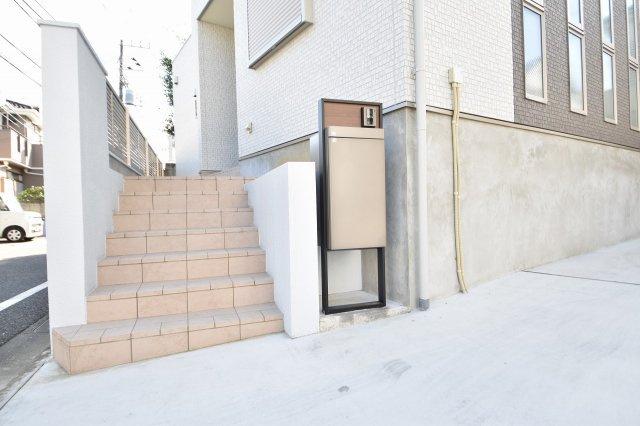 【外観】練馬区石神井台5丁目 新築戸建