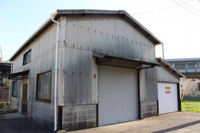 【居間・リビング】二子倉庫