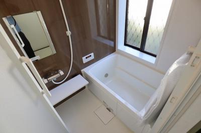 【浴室】茂原市緑ヶ丘4丁目 中古戸建