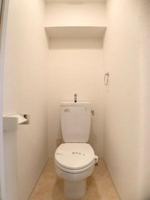 【トイレ】フレアコート北浜