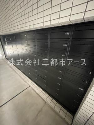 【ロビー】ドムス・スタイル武蔵小山