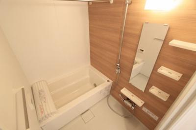 【浴室】ハピネスコート