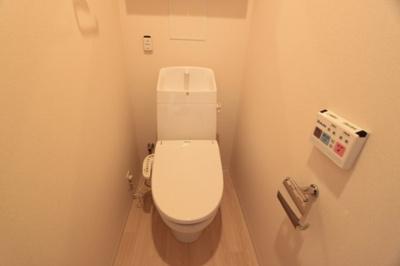 【トイレ】ハピネスコート