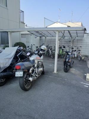 【駐車場】バルーンクラブ