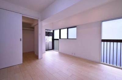 ヴェラハイツ亀戸参番館の洋室です。