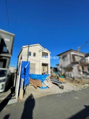 【外観】羽生市上新郷 新築戸建全1棟