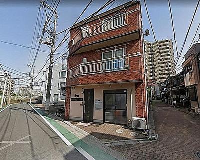 【外観】【一棟マンション】北千住駅10分◆利回り7.02%◆鉄骨造