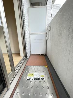 【バルコニー】スカイコート下北沢壱番館