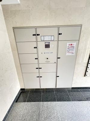 【玄関】スカイコート下北沢壱番館