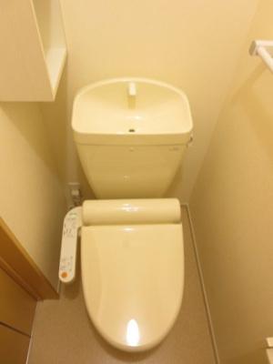 【トイレ】ガーデンハウスB