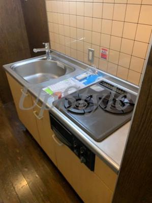 【キッチン】桜館