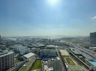 東京湾・ゲートブリッジを望む眺望 シティタワー有明