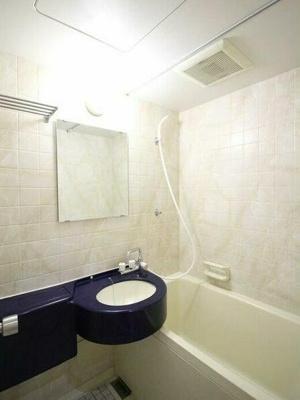 【浴室】オリエンタル南麻布