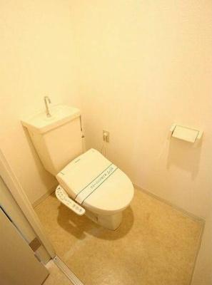 【トイレ】オリエンタル南麻布
