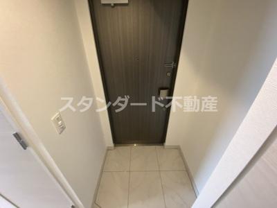 【玄関】フジマン北梅田