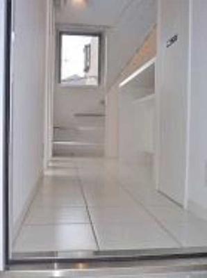 【玄関】美竹レジデンス デザイナーズ ペット飼育可 2人入居可 ルーフテラス