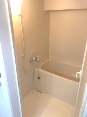 【浴室】美竹レジデンス デザイナーズ ペット飼育可 2人入居可 ルーフテラス
