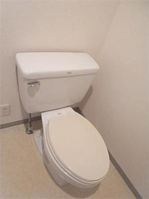 【トイレ】シティガーデン門前仲町