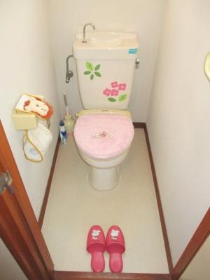 2階にトイレがあるとうれしいです。